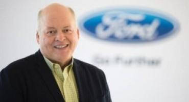 Cambio al vertice di Ford Motor Company: Jim Hackett è il nuovo Presidente e CEO