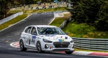 Hyundai I30 N, la 24 Ore del Nurburgring come test finale