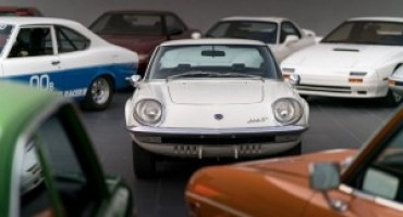 Mazda Cosmo Sport – 50 anni fa, mostro' al mondo intero il primo motore rotativo