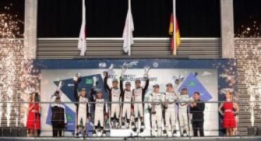 WEC 2017 – Toyota Gazoo Racing trionfa alla 6 Ore di SPA