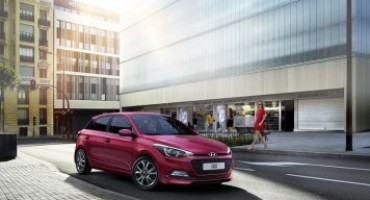 Hyundai introduce importanti novità sulla city car i20