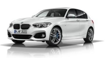 La BMW 114d strizza l'occhio ai neopatentati