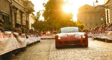 Saranno 114 le Ferrari al via della Mille Miglia 2017