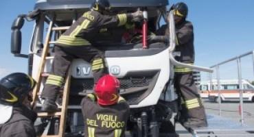 Iveco sigla un accordo con il Comando Provinciale dei Vigili del Fuoco di Torino
