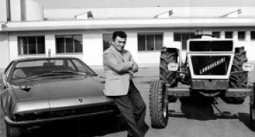 La vita di Ferruccio Lamborghini in un film intrepretato da Antonio Banderas e Alec Baldwin