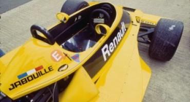 Renault celebra al GP di Monaco il 40° anniversario dell'esordio in Formula 1