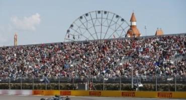 Pirelli – Formula 1 – GP Russia: il punto del Costruttore sulla Gara di Sochi