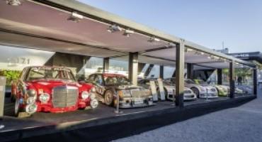 AMG, la divisione sportiva di Mercedes-Benz compie 50 anni