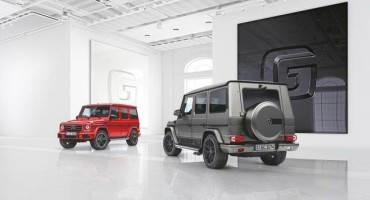 Merceds-Benz Classe G, due modelli speciali per la regina dell'off-road