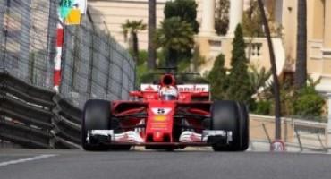 Formula 1 – GP Monaco : doppietta Ferrari e vittoria di Sebastian Vettel