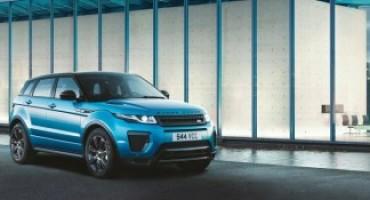 Range Rover Evoque Landmark, l'edizione speciale celebra i successi sul SUV