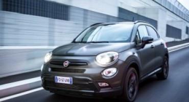 Fiat 500X S-Design, partiti gli ordini della serie speciale