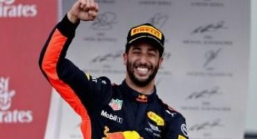Formula 1 – GP Azerbaijan: Daniel Ricciardo vince una gara ricca di colpi di scena. Terza posizione per il rookie Stroll