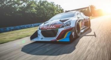 Sébastien Loeb diventa proprietario della mitica Peugeot 208T16 Pikes Peaks