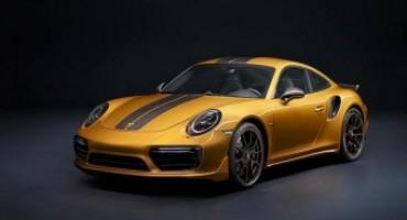 Porsche 911 Turbo S Exclusive Series, potenza raffinata ed esclusiva, in soli 500 esemplari