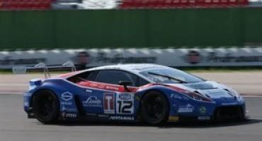 Campionato Italiano GT – Misano: Stefano Gai (Ferrari 488) e Alex Frassineti (Lamborghini Huracan) agguantano le due pole nella Super GT3