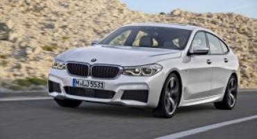 Nuova BMW Serie 6 Gran Turismo, il concetto di eleganza sportiva si evolve