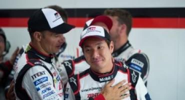 24 Ore di Le Mans 2017: pole e record del tracciato per Kamui Kobayashi (Toyota Gazoo Racing)