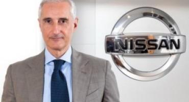Nissan Italia: l'AD Bruno Mattucci riceve il Premio Motor 2017 per l'impegno nella mobilità elettrica