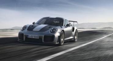 Porsche svela la nuova 911 GT2 RS