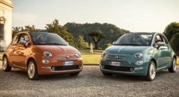 Nuova Fiat 500 Anniversario, una serie speciale per i 60 anni del cinquino