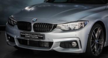 BMW svela la nuova Serie 4 ICONIC 4 EDITION