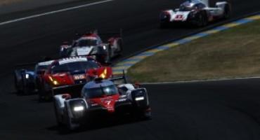 Tradite le aspettative di Toyota alla 24 Ore di Le Mans