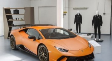 Lamborghini presenta a Milano Moda Uomo, la Collezione Primavera-Estate 2018