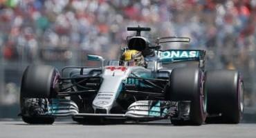 Formula 1 – GP Canada : trionfo di Lewis Hamilton, che vince davanti a Bottas e Ricciardo