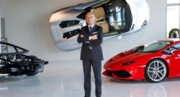 Paolo Poma è il nuovo CFO e Consigliere Delegato di Automobili Lamborghini