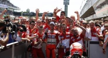 MotoGP – GP Catalogna: vittoria di carattere di Andrea Dovizioso, davanti alle Honda ufficiali di Marquez e Pedrosa