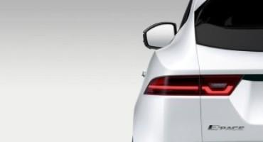 Jaguar presenta E-PACE, il nuovo e performante SUV compatto