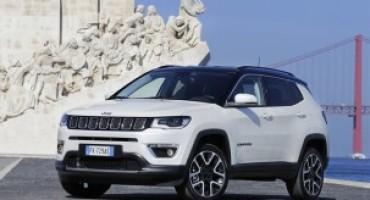 Nuovo Jeep Compass, fissa un nuovo benchmark per il segmento dei Suv compatti