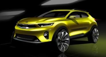 Kia Stonic, il nuovo crossover compatto sarà lanciato nella seconda metà del 2017