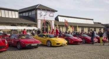Ferrari festeggia il 70° anniversario in Danimarca