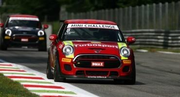 MINI Challenge 2017 – Monza: pole di Luca Rangoni che firma il miglior crono