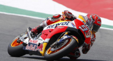 MotoGP – Repsol Honda Team, difficult race for Marquez and Pedrosa in Mugello