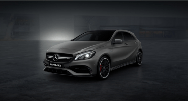 Mercedes-AMG A 45 4MATIC 'Edition 50'