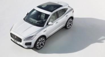 Nuova Jaguar E-Pace, il SUV compatto ad alte prestazione