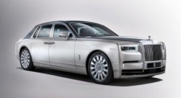 Nuova Rolls Royce Phantom: l'auto di lusso più ambita al mondo