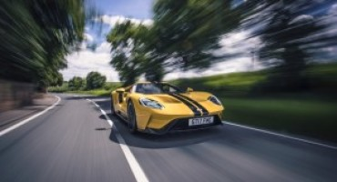 Ford GT, supercar stradale dall'anima racing