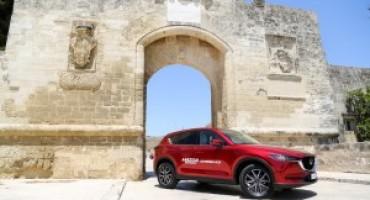 Mazda#Drivetogetherexperience, nel Salento tra artigianalità e innovazione