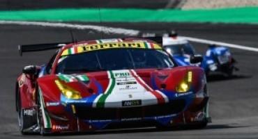 WEC – Al Nürburgring la Ferrari 488 GTE ritrova la vittoria