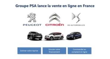 Groupe PSA: con Peugeot Webstore e Citroën Carstore gli acquisti e le vendite online in pochi clic