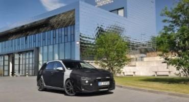 Nuova Hyundai i30 N, dopo i test al Nürburgring si prepara al debutto