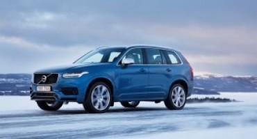 Volvo Cars, vendite in aumento dell'8,2% nel primo semestre 2017