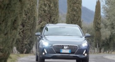 Nuova Hyundai i30 5 porte ottiene le cinque stelle EuroNCAP
