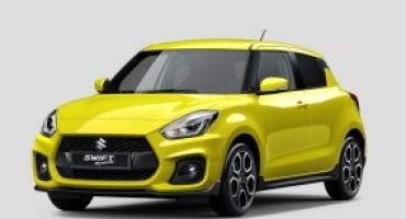 Suzuki svelerà la nuova Swift Sport al 67° Salone Internazionale di Francoforte 2017