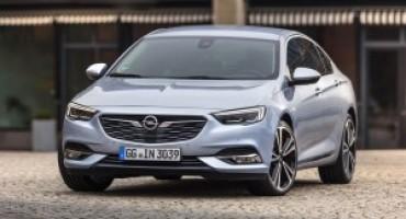 EuroNCAP premia con 5 stelle la sicurezza della nuova Opel Insignia