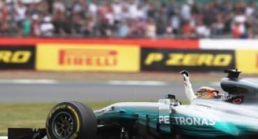 Pirelli – Formula 1 : Hamilton vince a Silverstone con una strategia a una sosta